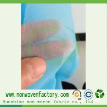 Перфорированная ПП нетканые ткани