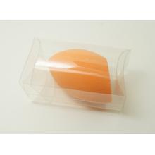Éponge de maquillage cosmétique en forme d'angle d'échantillon gratuit