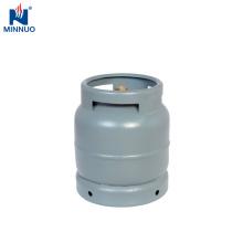 Günstige und gute Qualität Hochdruck 3 kg LPG Gasflasche