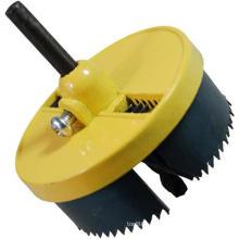 Las herramientas poco profundas Holesaw fijaron 7PCS OEM Metalworking High Quality