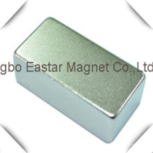 Hohe Qualität Permanent Neodym/NdFeB Blockmagnet