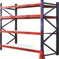 Warehouse Metal Bars Tire and Fabric Plate Storage Rack