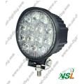 42W 10-30V LED Luz de conducción Truckoff Road Auto LED Luz de trabajo Excavadora Punto LED / Luz de inundación Luz LED