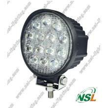 """Nouveau arrivé 42W 4.5 """"lumière de travail de la lumière de travail de LED / 2800lm LED / lumière de travail de LED pour la machine de forêt"""