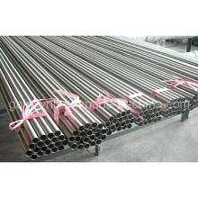 Tubos sin soldadura de titanio de venta caliente de alta calidad