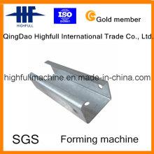 Q235B Steel Bar pré-galvanisé C Steel Channel