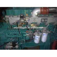 160kw / 200kva motor Yuchai motorizado generador diesel (YC6G245L-D20)
