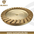 Professional Superior Quality Diamond Polishing Cup Wheel
