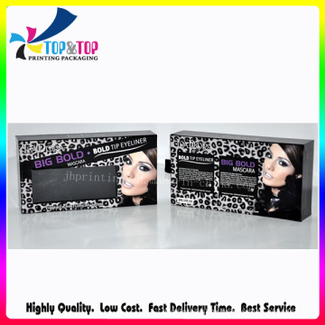 Mascara Cream Packaging Box with Blister Tray/Mascara Cream Packaging Box