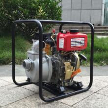 BISON(CHINA)Long Run Time 5hp diesel engine water pump