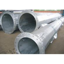 Zinc Galvanized Power Steel Pole