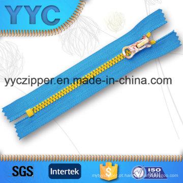 # 5 fecho fechado resina de plástico Zipper para Bag Garment