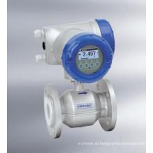 Caudalímetro electromagnético Krohne (Optiflux2000 / 4000, IFC300)