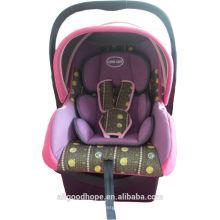 Venta caliente, 6 colores para elegir el asiento de coche de los niños de la buena calidad Asiento de coche de la seguridad del protector del bebé