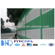 high way/railway sound barrier fence