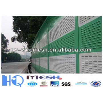 Barrière de barrière acoustique