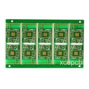 SMT PCB Assembly / PCB Assembling Design Service 10mil 1OZ