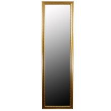 Ps dorado espejo marco precio bajo, alta calidad