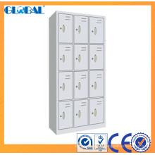 Global Steel Locker avec système de verrouillage ponctuel