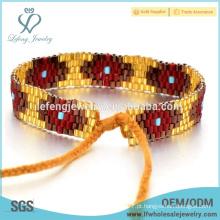 Preço barato diy jóias bohemian pulseira colorida pulseira moda