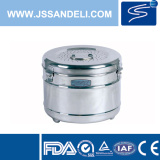 Top selling Stainless Steel Medical Ointment Jar For Sale