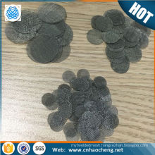 China Supplier glass smoking accessory tobacco pipe screens/smoking pipe filter wire mesh