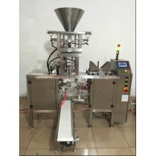 Máquina de embalaje de bolsas prefabricadas con vaso de llenado
