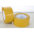 Water Based Acrylic Yellow Bopp Carton Sealing Pape