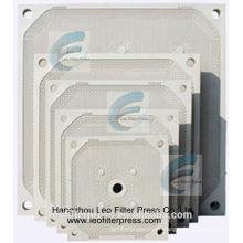Plaque filtrante à haute pression de la membrane pp de membrane filtrante de pp