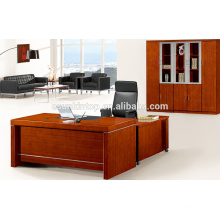 Wood Veneer Executive Office Desk Office Table from China