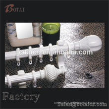 Aço cortina de metal pole da china