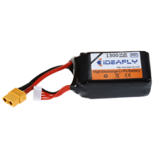 Drone Accessories 4S 1300mAh 14.8V 45C Battery