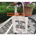 Foldable Shopping Cotton handle bag, cotton handles carry tote bag, cotton carrier, carrier shopping bags, cotton grocery bags