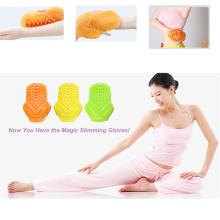 Тела массажер для похудения Массаж перчатки для ухода за кожей