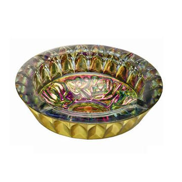 Cenicero de vidrio con buen precio Kb-Jh06180