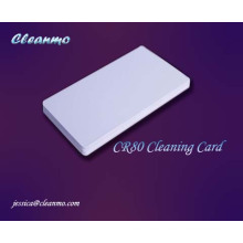 Cleaning cards in plastic cards,PVC cards