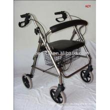 Aluminium Roller Walker BME882L Bestseller in Europa und Nordamerika