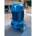 Bomba centrífuga de circulación de agua de fuego serie ISG