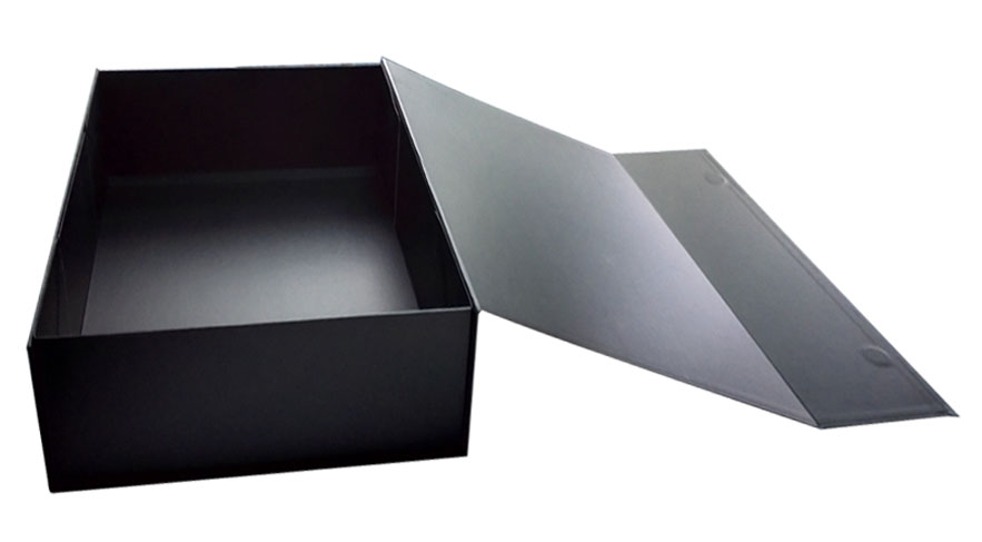 Folding Magnetic Closure Cardboard Custom Shoe Box