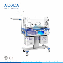 Hospital equipment neonatal phototherapy unit newborn baby incubator
