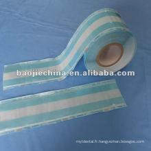 Bobines de stérilisation à soufflets et sachets