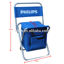promotion cooler bag chair