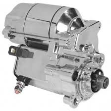 Aluminum Die Casting Start Motor
