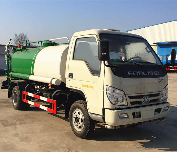 10000-20000L FAW 6X4 Spraying Water Tank Vehicle