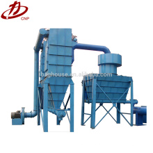 Filtros de bolsa adequados para alta temperatura para poeira de cimento