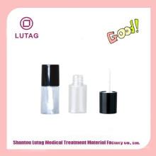 Chaud petit emballage lèvre lèvres mini gloss eau tube