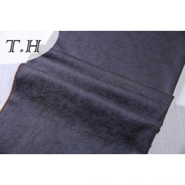 Hot Stamping and Print Suede Fabric Sofa Fabric