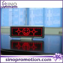 LED-Auto-Mitteilung-Innere Anzeige LED-Taxi-Zeichen