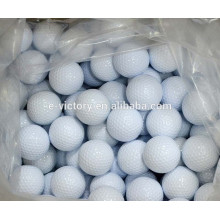 Soccer Golf Sports ball With Multi Color 2 piece Golf Practice Training Golf Balls