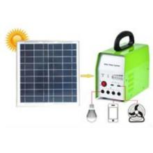 Oda20-в 12ah-Р Солнечная Домашняя система с мини-вентилятор